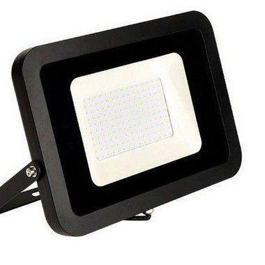 Refletor Holofote LED 50W SMD IP66 A prova D'Água Azul