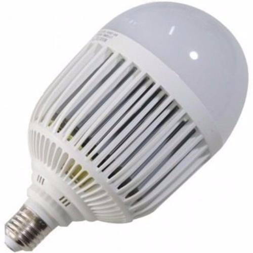 Lâmpada Super LED 50W Bulbo Bivolt Branco Frio 6000k