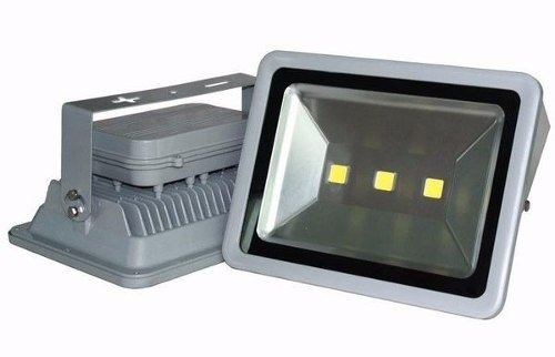 Refletor Holofote LED 150W A prova D'Água IP66 Branco Frio 6000k