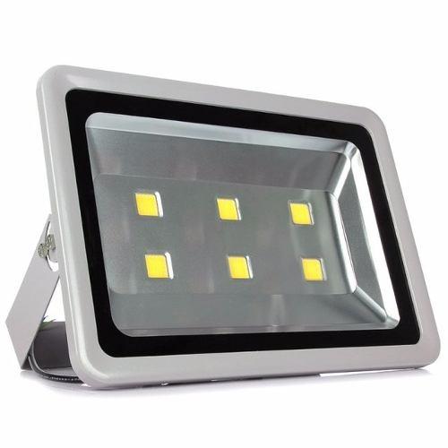 Refletor Holofote LED 300W IP66 A prova D'Água Branco Frio 6000k