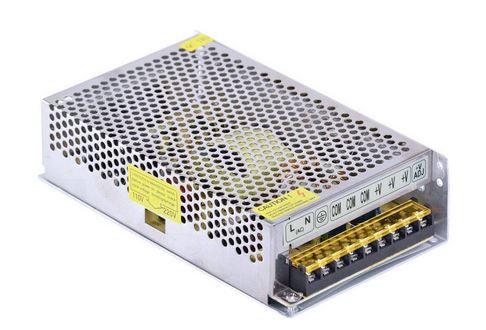 Fonte Chaveada 20a 12v 250W Bivolt CFTV Fita LED Som Automotivo