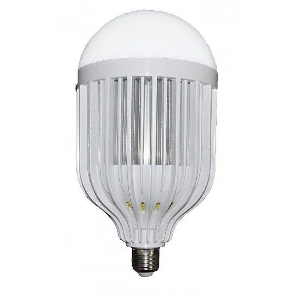 Lâmpada 100W Super LED Bulbo Bivolt Branco Frio 6000k
