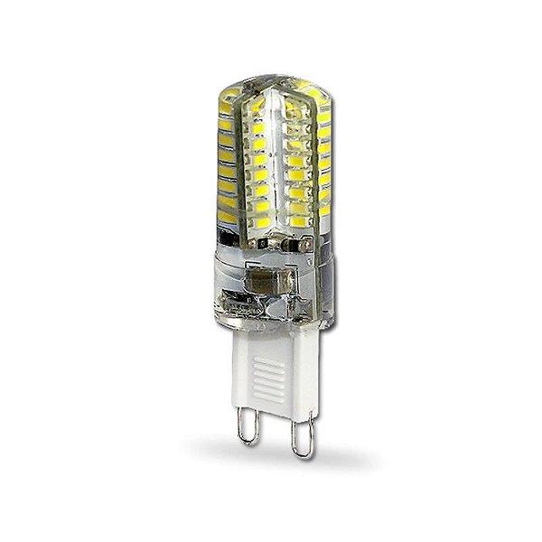 Lâmpada 5W LED Halopin G9 Lustres E Pendentes Bivolt Branco Frio