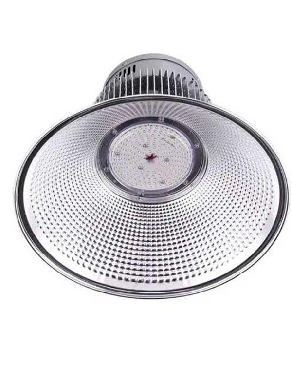 Luminária High Bay 150W LED Bivolt Industrial Galpão Ginásio Branco Frio 6000k