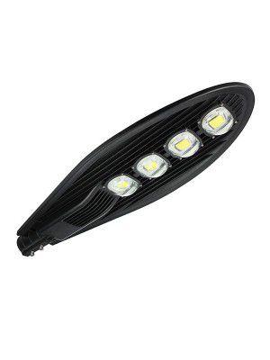Luminária Publica Petala LED 200W Para Poste De Rua Cob Branco Frio 6000k