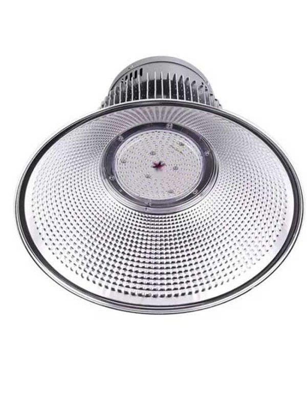 Luminária High Bay 300W LED Bivolt Industrial Galpão Ginásio Branco Frio 6000k
