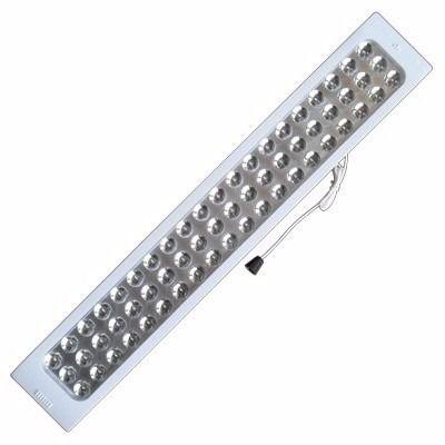 Luminária Luz De Emergência Recarregável 60 Leds Bivolt