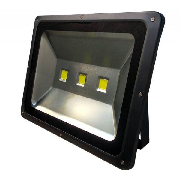 Refletor Holofote LED 150W A prova D'Água IP66 Branco Quente 3000k