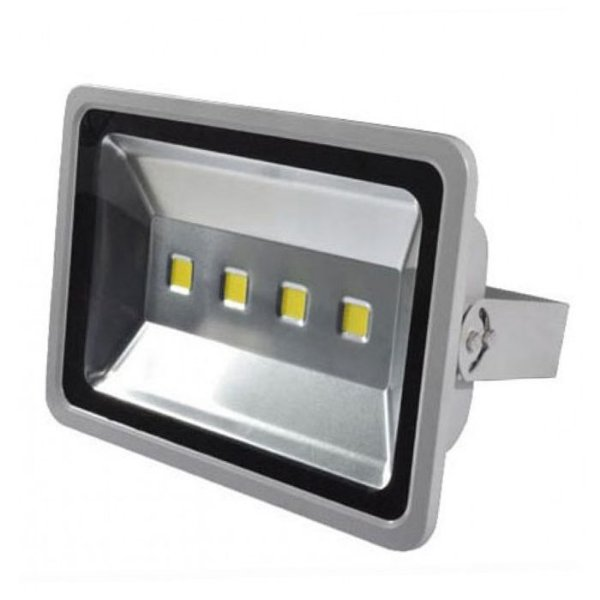 Refletor Holofote LED 200W IP66 A prova D'Água Branco Quente 3000k