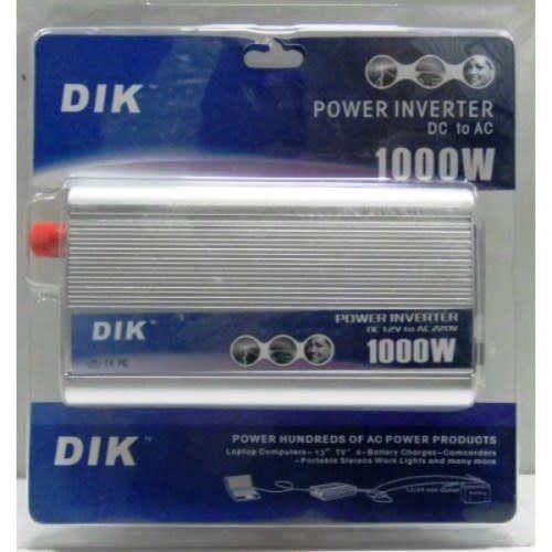 Inversor para Placa Solar 1000w 12v 110v