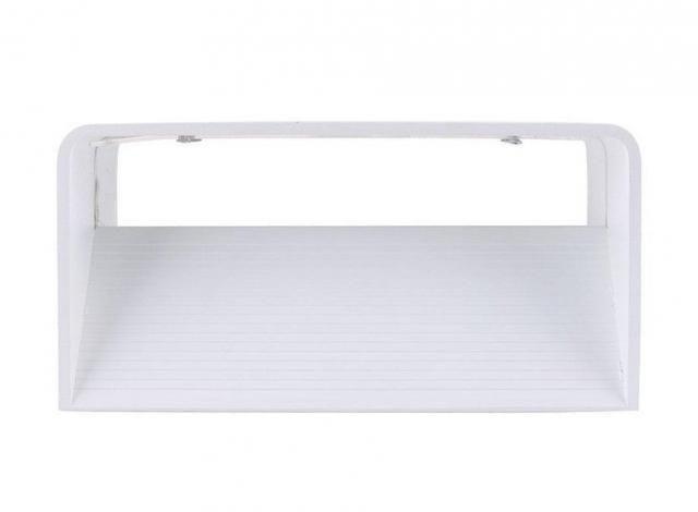 Luminária Arandela LED 6W A prova d'agua IP66 Branco Quente 3000k