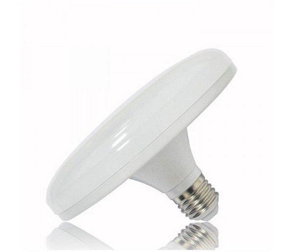 Lâmpada LED Prato 24W Bivolt Branco Frio 6000k