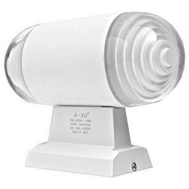 Luminária Arandela LED 18W Branco Quente 3000k - Interna