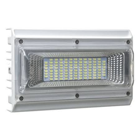 Refletor Holofote MicroLED Industrial 200W Branco Frio 6000k