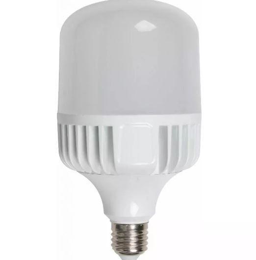 Lâmpada 80W LED Bulbo Alta Potencia Branco Frio 6000K