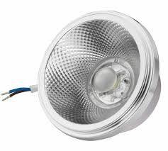 Lâmpada LED AR70 7W Gu10 Branco Quente 3000k