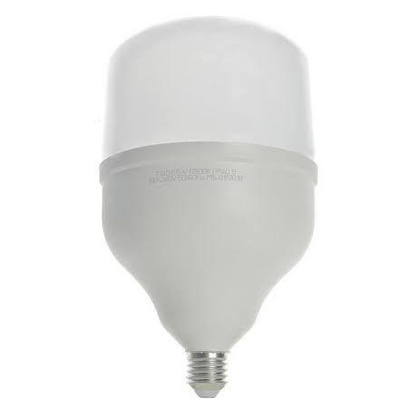 Lâmpada Super LED 65W Bulbo Bivolt Branco Frio 6000k