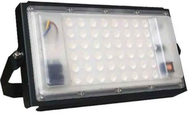 Refletor Holofote Modular LED 50W Verde IP66 A Prova D'agua Bivolt