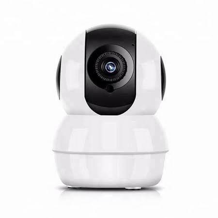 Câmera De Segurança LED IP Infravermelho 720p HD Wireless Wifi Audio