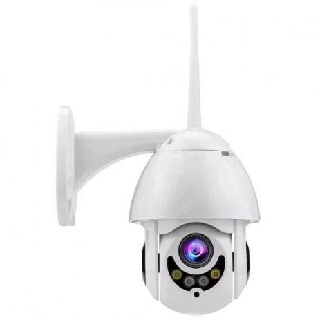 Câmera De Segurança Speed Dome 2.0 MP