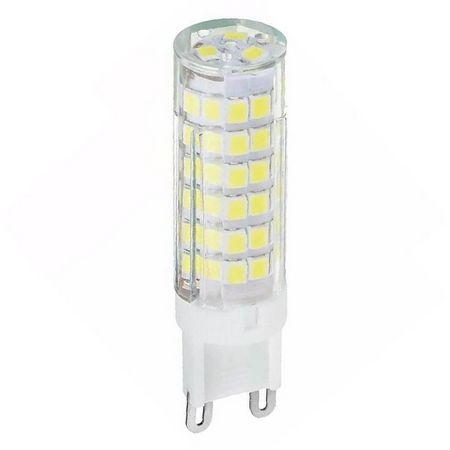 Lâmpada 7W LED Halopin G9 Lustres E Pendentes Bivolt Branco Frio