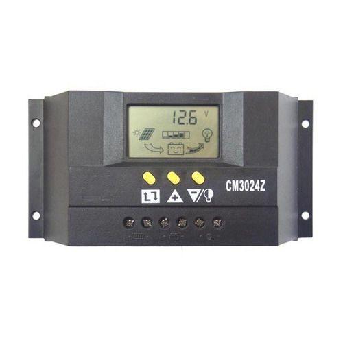 Controlador De Carga Solar LCD Display 30a 12/24v