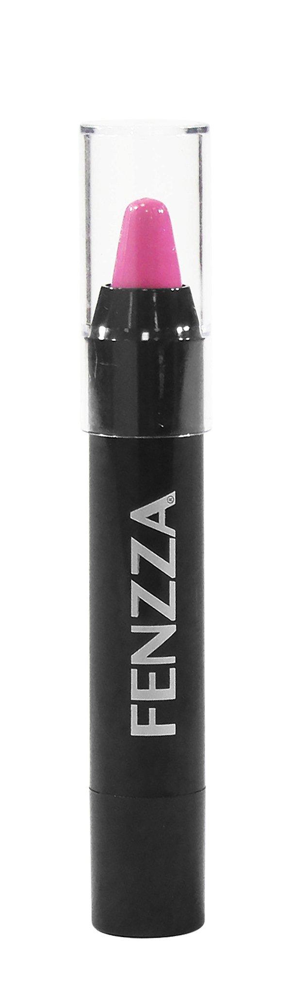 lápis batom super cobertura Fenzza - rosa queimado