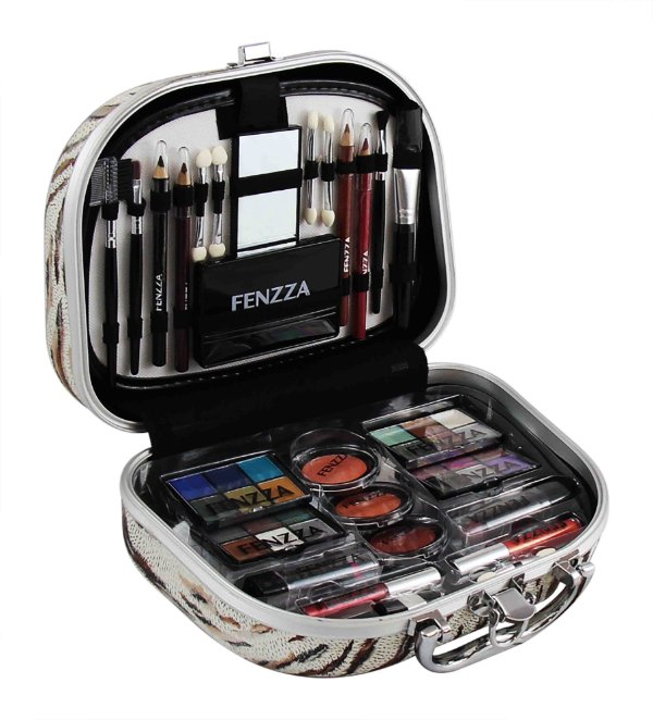 maleta de maquiagem Fenzza fashionista