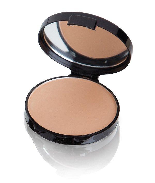 pó compacto prático Fenzza Make Up - c3