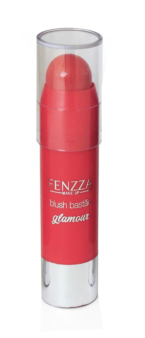 blush bastão glamour Fenzza Make Up - c3