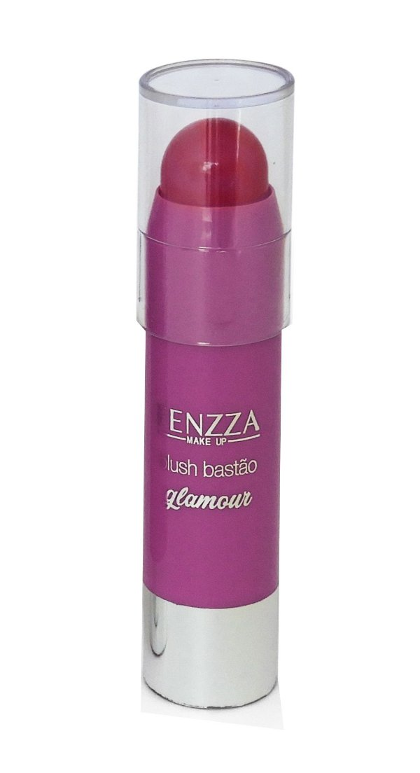 blush bastão glamour Fenzza Make Up - c5