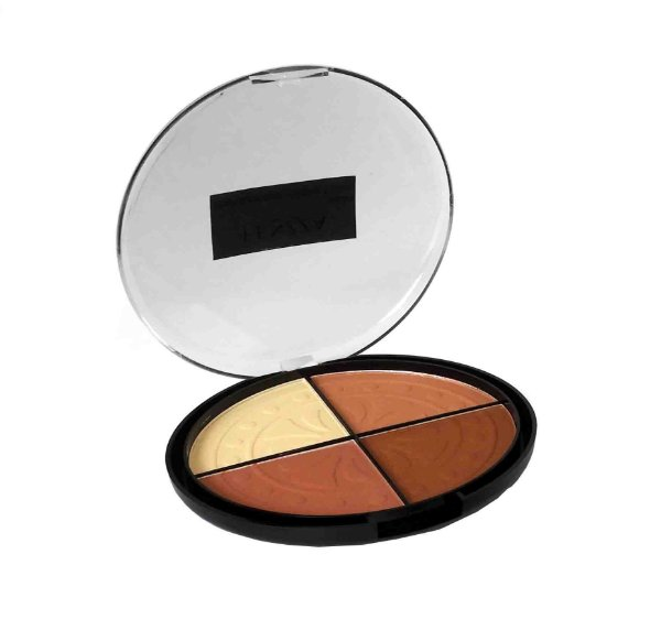 blush iluminador strobing 4 cores - linha Moon Fenzza Make Up - c2