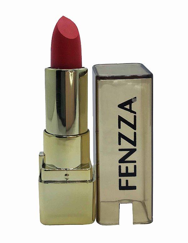 batom max Fenzza Make Up - vermelho