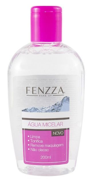 ÁGUA MICELAR FENZZA MAKE UP