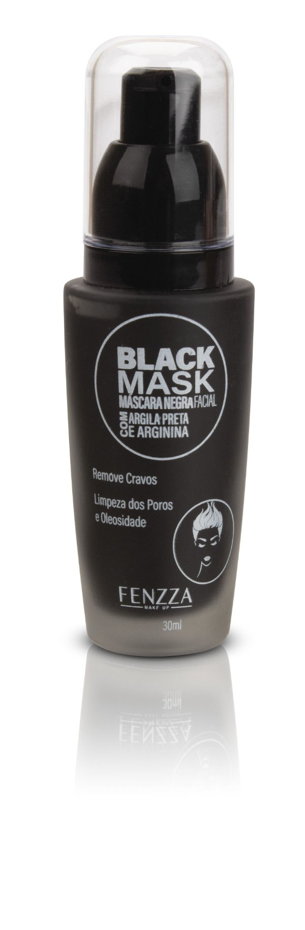 BLACK MASK FENZZA MAKE UP