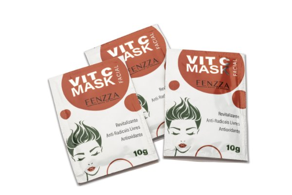 VIT C MASK FENZZA MAKE UP