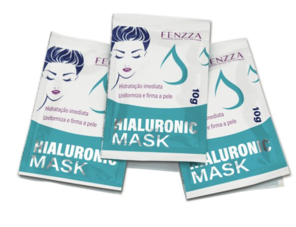HIALURONIC MASK FENZZA MAKE UP