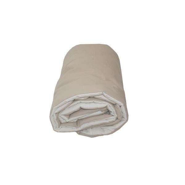 Protetor areia + off white para cesto de palha com alças
