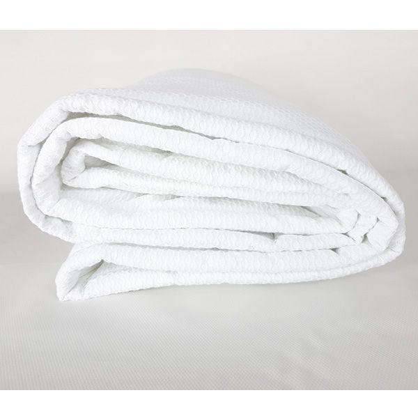 Protetor cesto piquet branco