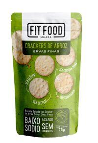 Cracker de Arroz Ervas Finas