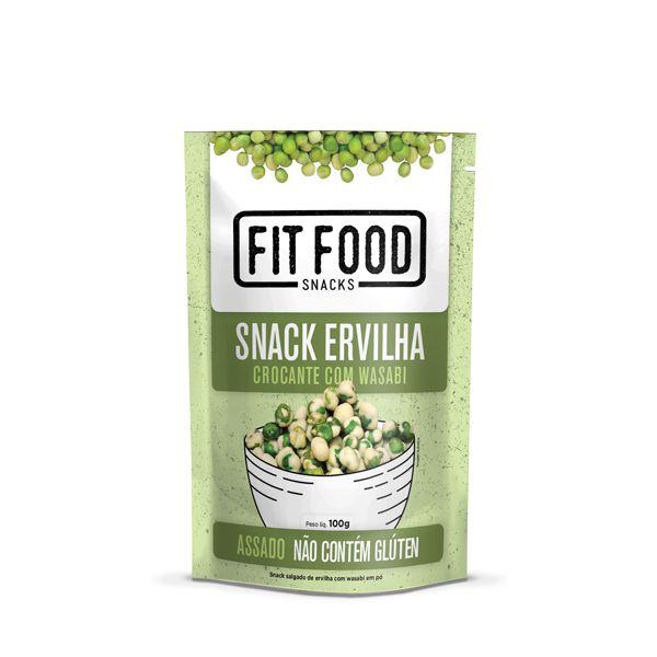 Snack Ervilha Wasabi 100g