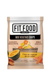 Mix de Vegetais Chips