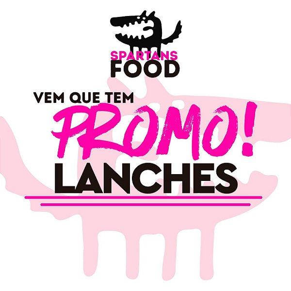 PROMOÇÃO - Kit de Lanches
