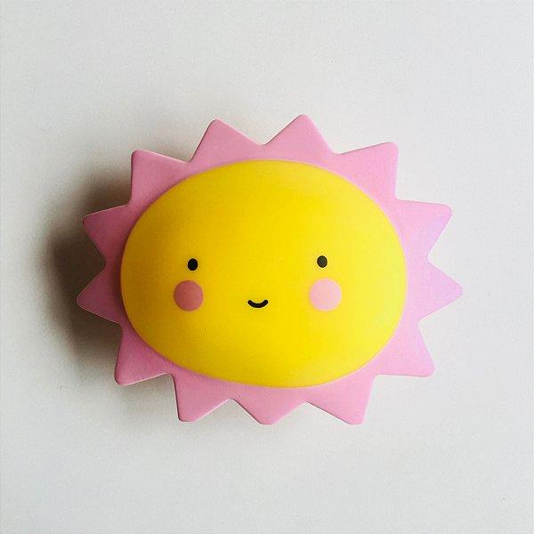 Luminária com LED Sol Mini