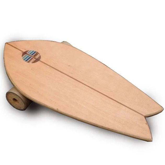 Prancha de equilíbrio Woodboard - Camará