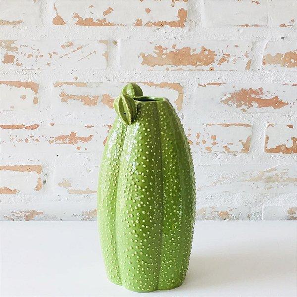 Vaso de Cerâmica Tipo Cactos - Grande