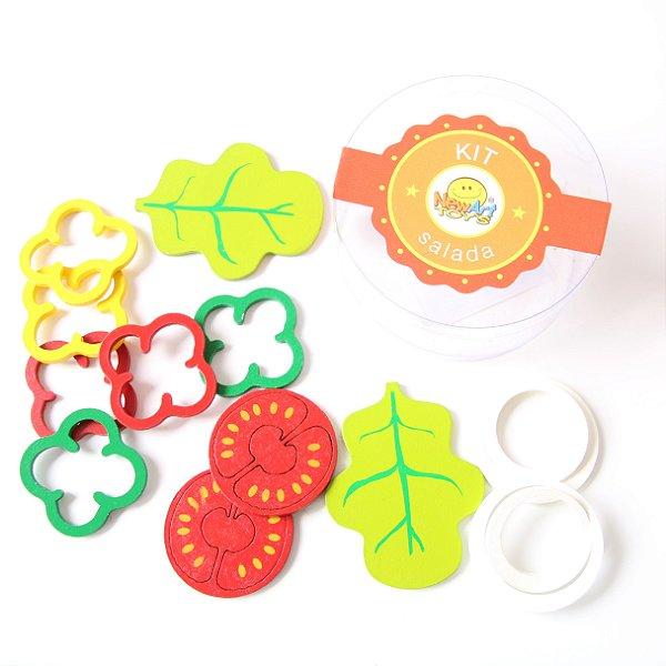 Coleção Comidinhas - Kit Salada