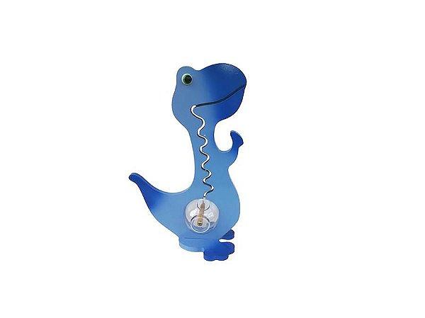 Cofrinho Dino Dindin - Azul