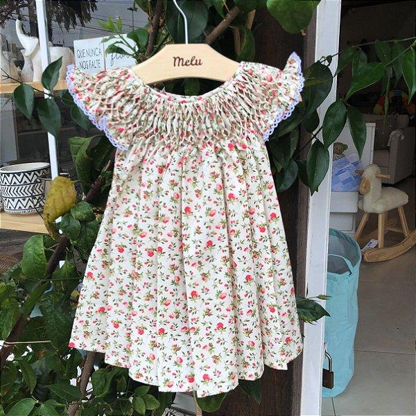 Vestido Casinha de Abelha - Provençal