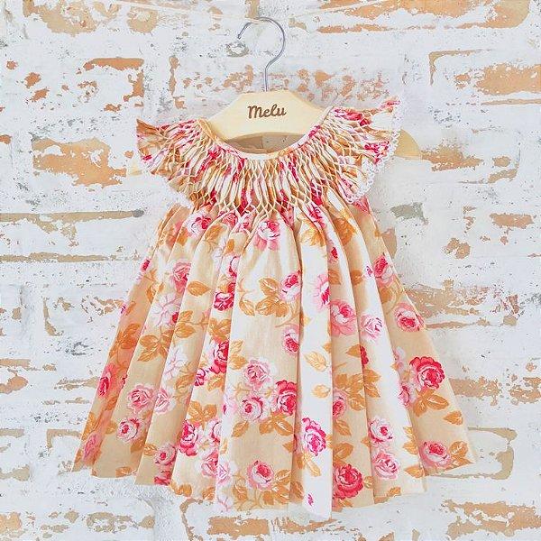 Vestido Casinha de Abelha - Heloisa